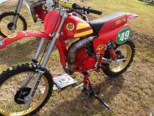 VMX bikes  Husqvana's, Honda CR250 1979 , Mugen ME 250 1979 New Beith Logan Area Preview