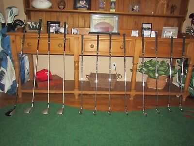 Women's Golf clubs full set, Stainless GTX preformance cast, with new grips for sale  Arlington