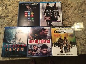 Blu-ray/DVD movies