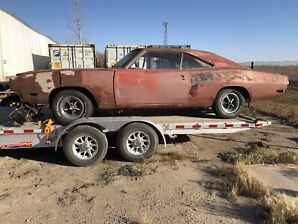 Reduced to sell Complete 1969 charger priced to sell!