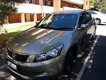 2009 Honda Accord Sedan West Perth Perth City Preview