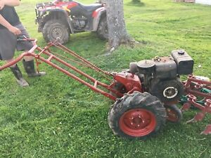 Looking for two wheel simplicity tractor motor