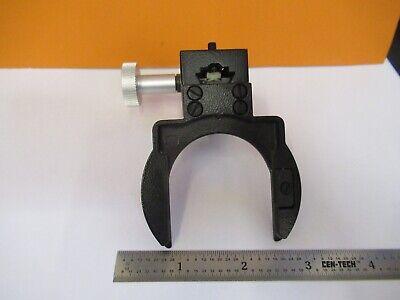 Leitz Wetzlar Sm-lux Condenser Holder Microscope Part Optics As Pic 4t-a-53
