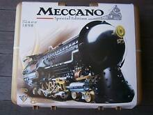 COLLECTIBLE MECCANO ERECTOR special edition train rail road set Willoughby East Willoughby Area Preview
