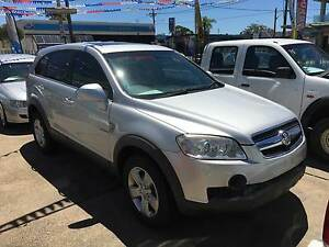 2010 Holden Captiva Wagon 7 SEATER TURBO DIESEL AUTO - CHEAP Lakemba Canterbury Area Preview
