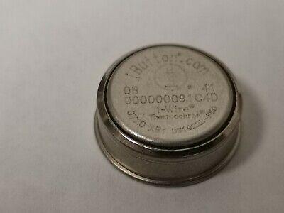 Dallas Maxim Integrated Ds1922l-f5 Temperature Logger Ibutton With 8kb Memory