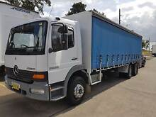 Mercedes Atego 12 tone With Work Wetherill Park Fairfield Area Preview