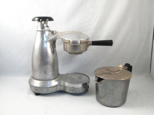 VINTAGE VESUVIANA ELECTRIC ESPRESSO COFFEE MAKER   NOT TESTED
