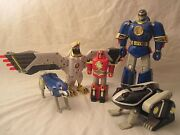 Power Rangers Megazord Lot