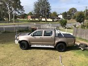 Toyota Hilux SR5 4x4 Nowra Nowra-Bomaderry Preview