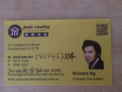 Sale service provide real estate south east suburb great low rates