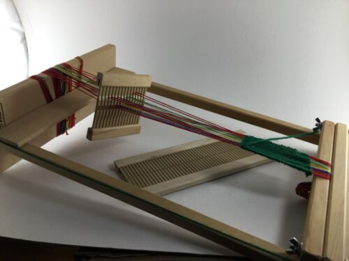 "Beka 10"" Rigid Heddle Loom with Additional 4"" Reed"
