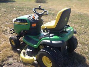 John Deere D150 Lawnmower