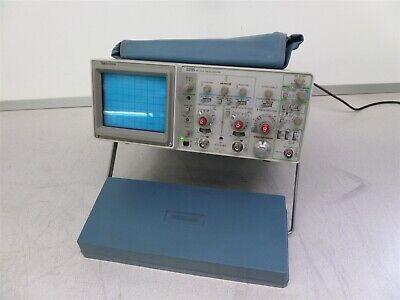 Tektronix 2235 Oscilloscope 100mhz Dual Channel