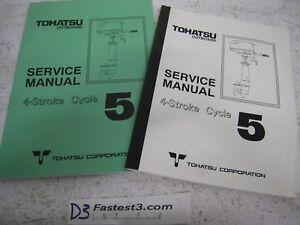 tohatsu service manual ebay rh ebay com tohatsu repair manual download tohatsu 3.5 repair manual