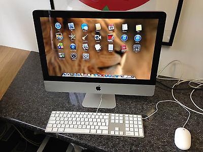 "Refurbished Apple iMac 21.5""  4GB RAM  500GB HDD - Great Value First iMac"