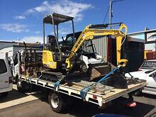Bobcat  Excavator hire mini combo Edens Landing Logan Area Preview