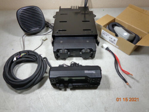 Kenwood TK-5710H-K TK-5710 Ver. 2.0 VHF P25 110w REAR mount Radio 136-174 MHz #C