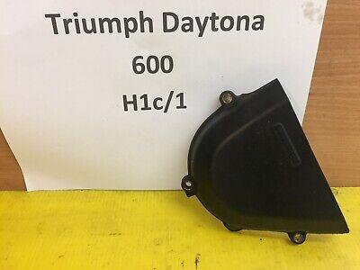 TRIUMPH DAYTONA 600 650 SPROCKET COVER GUARD CASE ENGINE BREAKING SPAR