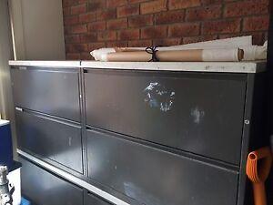 Metal drawers Kingston Kingborough Area Preview