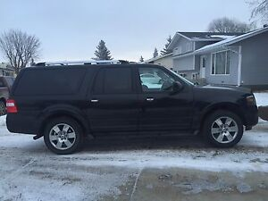 2010 Expedition Max Limited.