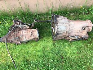 2001 Chev 4x4 transmission, transfer case