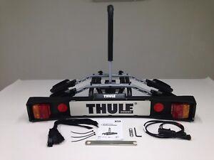 THULE 9502 2 BICYCLE TOWBAR MOUNTED BIKE RACK