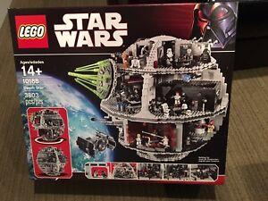 Lego Death Star - 10188 Retired