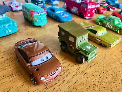 Disney Pixar CARS Movie Die Cast Lot of 21