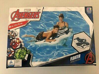 Marvel Avengers Luftmatratze Black-Panther Floater Blau +++NEU+++
