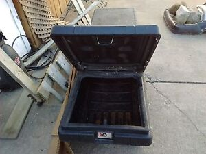 Truck bed tool box/storage