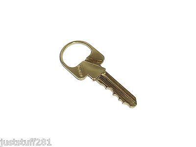 Brass Key Roach Clip/ Cigarette Clip/ Brass Key Clip **Free Shipping**