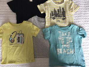 Toddler boy t shirts. Size 12-18 months.