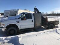 2001 f450 picker truck