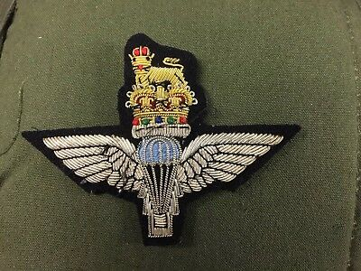 British Royal Parachute Regiment Insignia