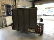 Fully enclosed 7x4.6 trailer with ramp Shepparton North Shepparton City Preview
