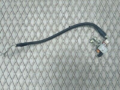 2018 BMW X1 F48 XDRIVE20D 2.0 DIESEL NEGATIVE BATTERY CABLE WIRING LOOM 6821203