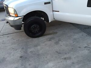 2004 Ford f550 flatdeck 10000 firm need gone