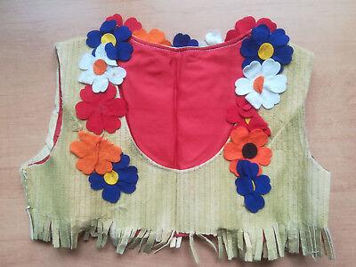 DDR Indianer-Kostüm für Kinder Gr.158 /VEB Kinderbekleidungswerk Zwickau