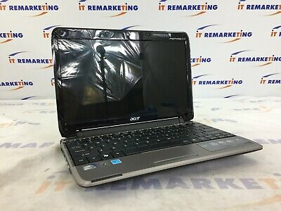 Acer Aspire KAV60 ATOM N270 1.6GHz 2GB 250GB WEBCAM 32-BIT NO OS