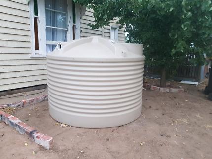 Polymaster water tank
