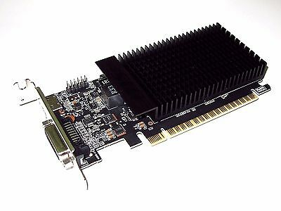 NVIDIA GT 710 2GB Low Profile Half Height Size Length Single