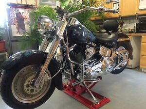 2004 HD Screaming Eagle Fatboy.