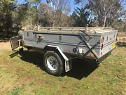 2004 Aussie Swag Rover LX Camper Trailer Canberra City North Canberra Preview