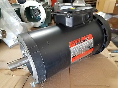 New Reliance 2 Hp 3 Phase Motor  P14x1487r  230460 Volt 1750 Rpm