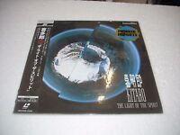 Kitaro / The Light Of The Spirit Japan Laserdisc - light - ebay.it