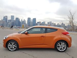 2016 Hyundai Veloster Accidents Free/REDUCED