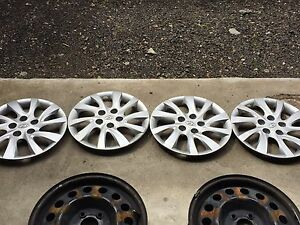 "Hyundai 16"" Alloy Wheels West Footscray Maribyrnong Area Preview"