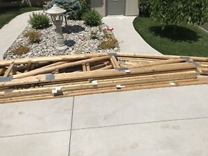 Roof trusses for sale