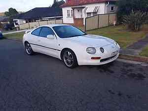 1995 Toyota Celica 5 speed manual (selling for gf uncle) Newcastle Newcastle Area Preview